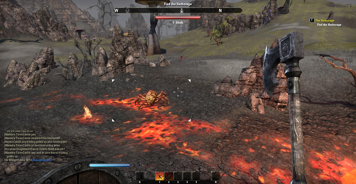 What ESO-gold com can offer for Elder Scrolls Online players