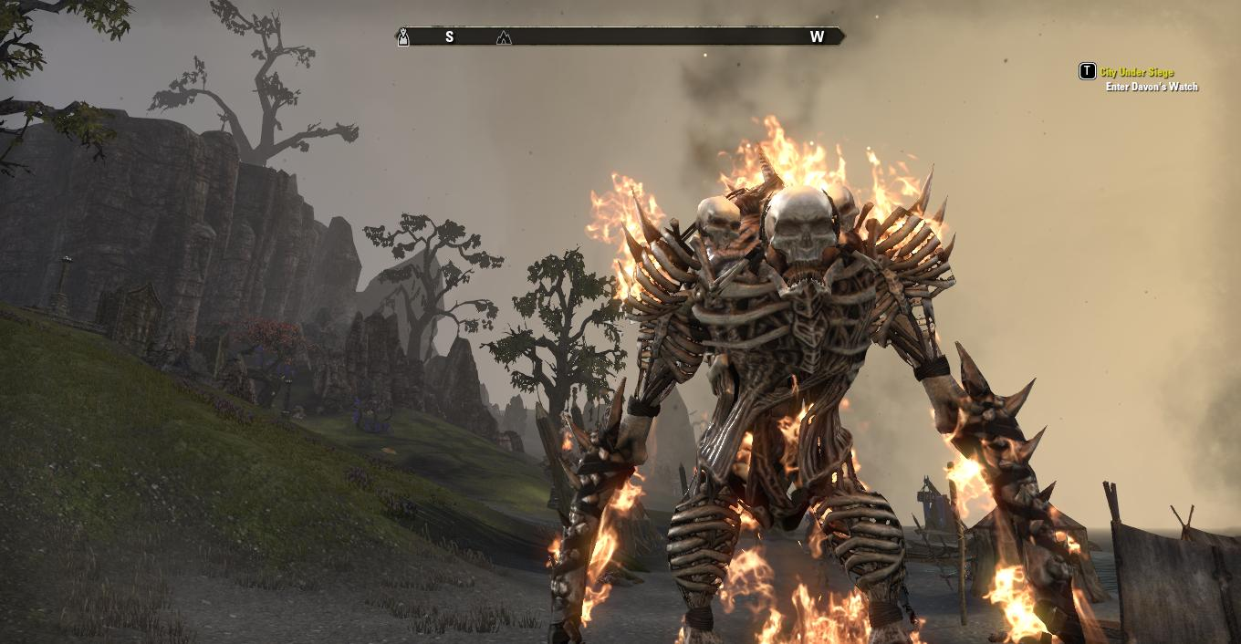 eso screenshots boss