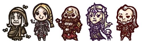 5 Companions
