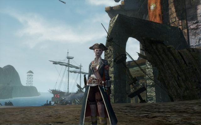 ArcheAge Pirate