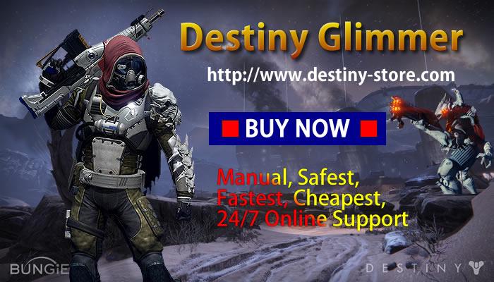 Destiny Glimmer Now
