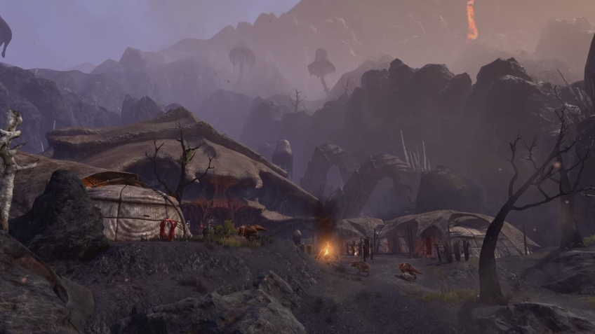The Detailed Analysis Of The Elder Scrolls Online: Morrowind
