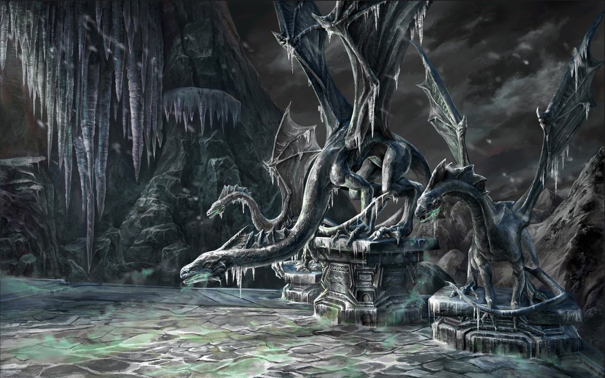 The Elder Scrolls Online: Map With Skyrim In The Addition Of ...