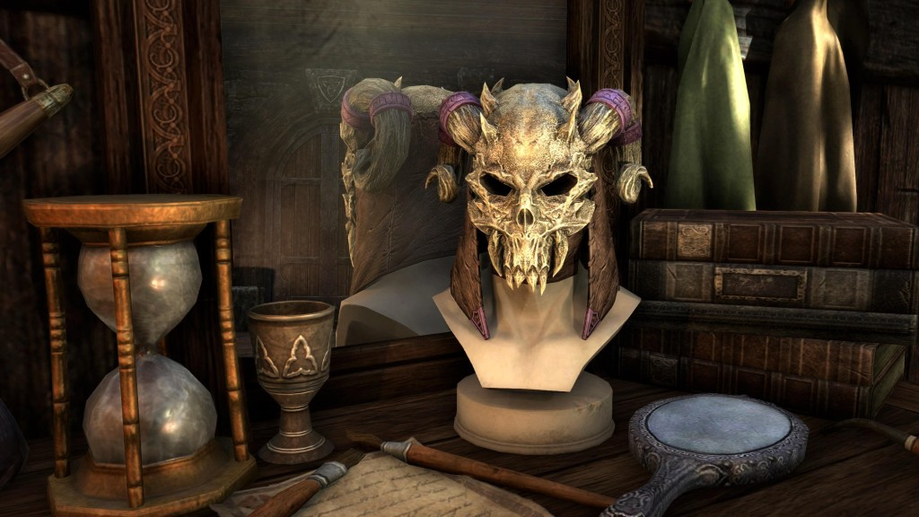 Daedric Death Mask