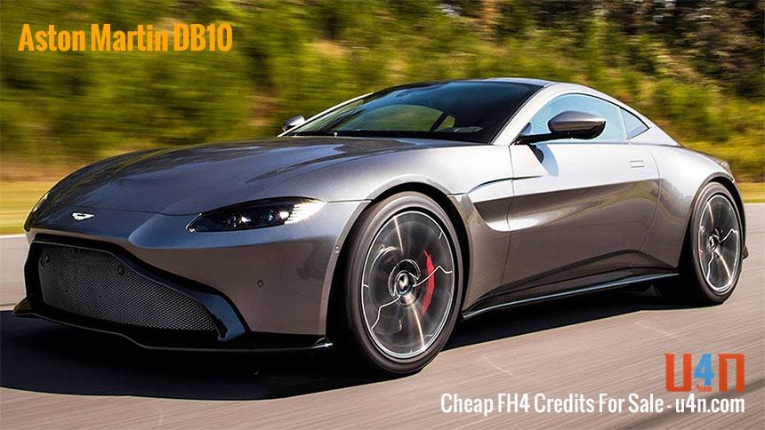 Forza Horizon 4 Aston Martin DB10