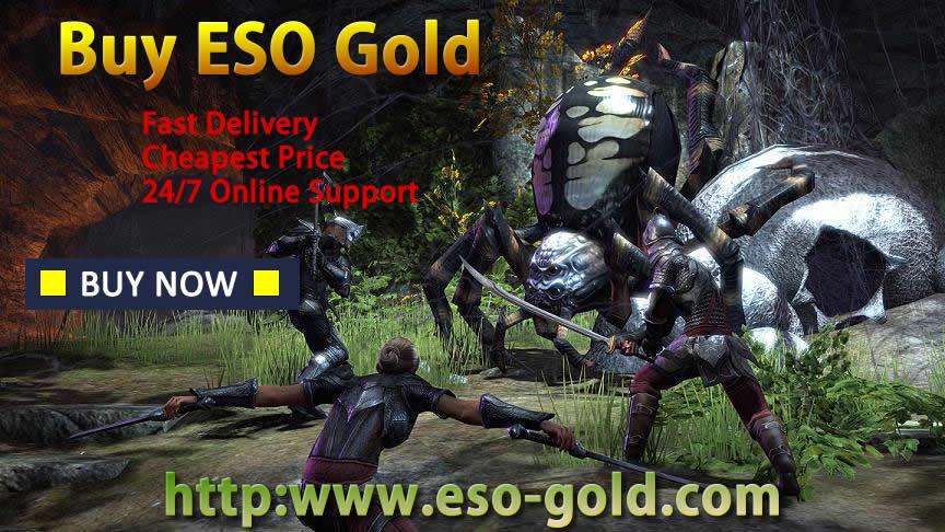 Buy ESO Gold